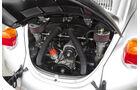 VW 1303 Rallye, Detail, Motor, Motorraum