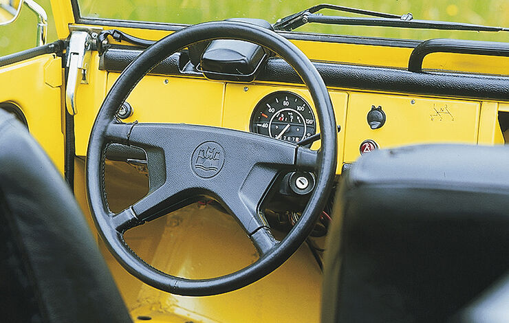 VW 181 (1969 - 1979)