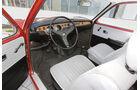 VW 411/412, TYP 4, Cockpit, Lenkrad