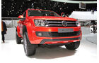 VW Amarok Canyon Autosalon Genf 2012, Messe