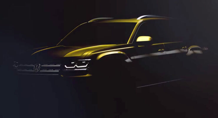VW Atlas Screenshot Teaser