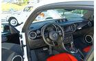VW Beetle 2.0 TSI DSG, Cockpit, Fahrertür