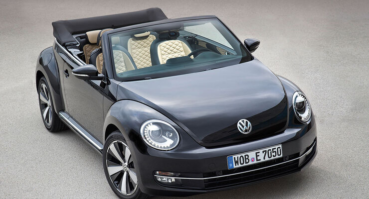 VW Beetle Cabrio Exclusive