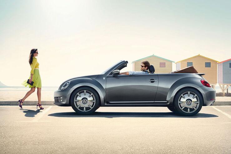 VW Beetle Cabrio Sondermodell Karmann