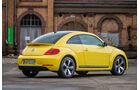VW Beetle, Heckansicht