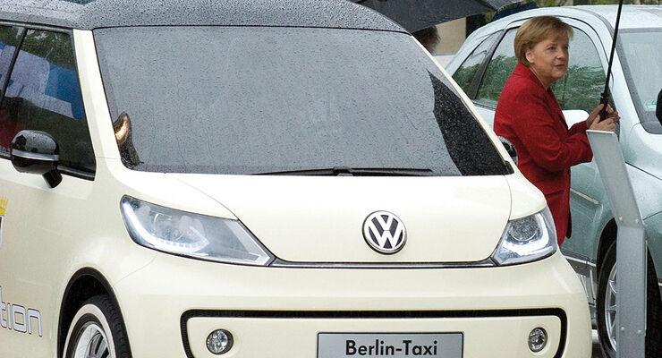 VW Berlin Taxi