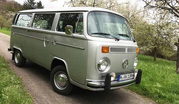 70 Jahre VW Bulli: Jetzt auto motor und sport Edition sichern - auto ...