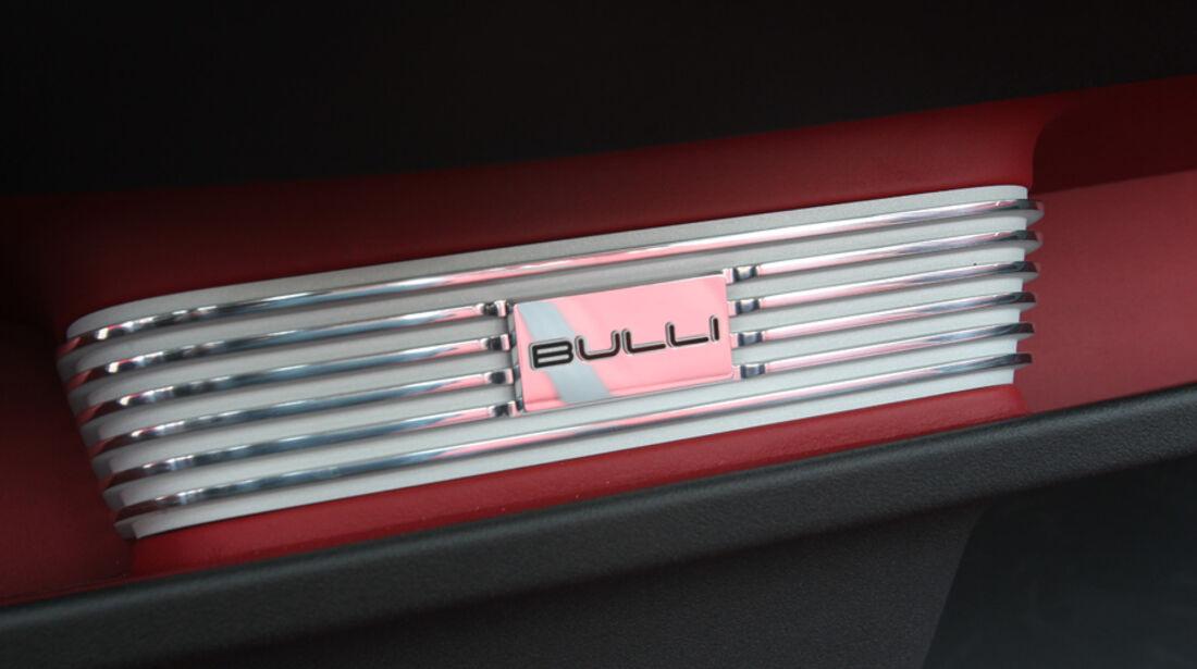 VW Bulli, Studie, Bedienung, Multimedia