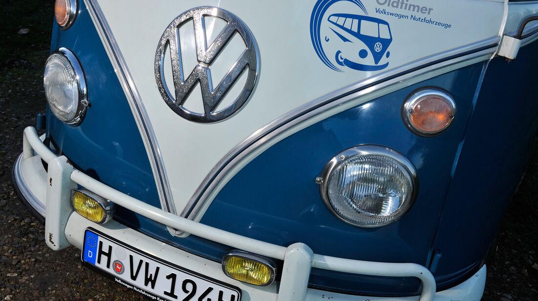 VW Bus, T1, Front