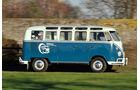 VW Bus, T1, Seitenansicht
