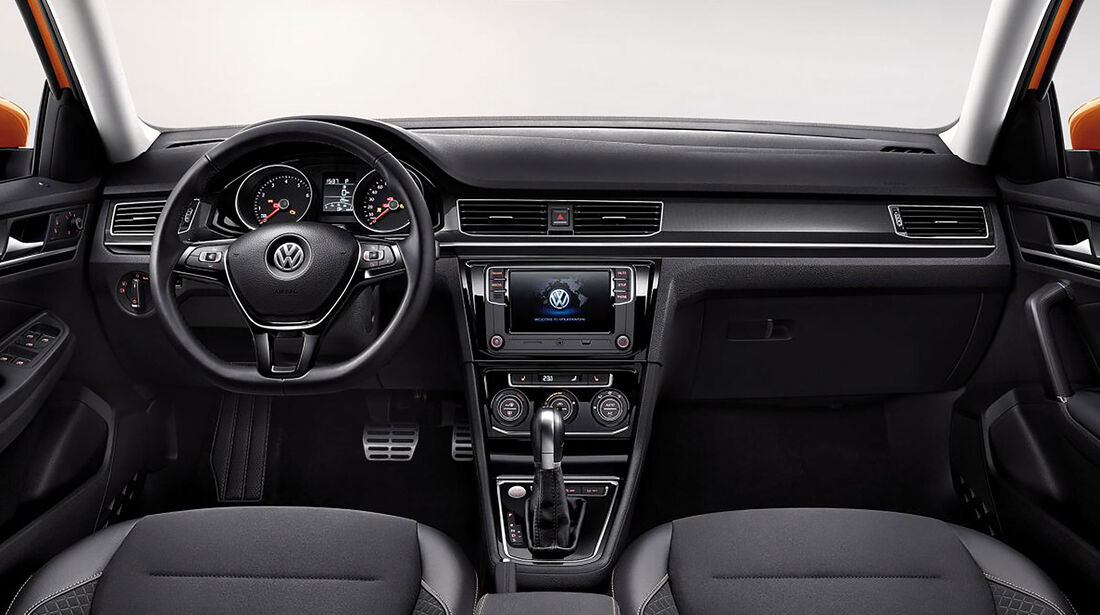 VW C-Trek China