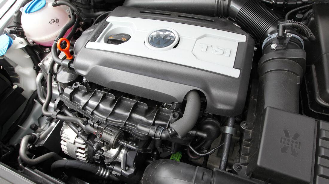 VW CC 1.8 TSI, Motor