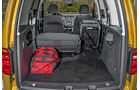 VW Caddy 1.0 TSI Trendline, Interieur