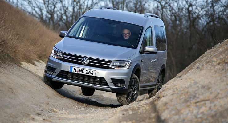 vw caddy alltrack 4x4 2016 im fahrbericht kleiner. Black Bedroom Furniture Sets. Home Design Ideas