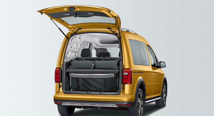 vw caddy beach jetzt auch mit alltrack paket auto motor und sport. Black Bedroom Furniture Sets. Home Design Ideas
