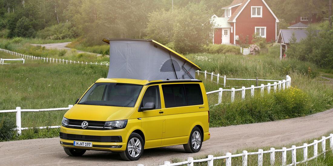 VW California Ocean - Caravan Salon 2015
