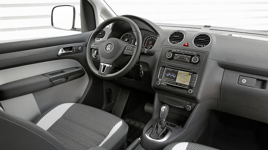 VW Cross Caddy 2.0 TDI 4Motion