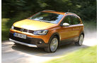 VW Cross Polo 1.2 TSI, Frontansicht