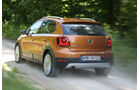 VW Cross Polo 1.2 TSI, Heckansicht
