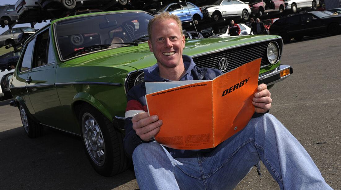 VW Derby, GLS, Besitzer
