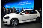 VW E-Golf Touch CES 2016