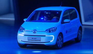 VW E-Up, IAA
