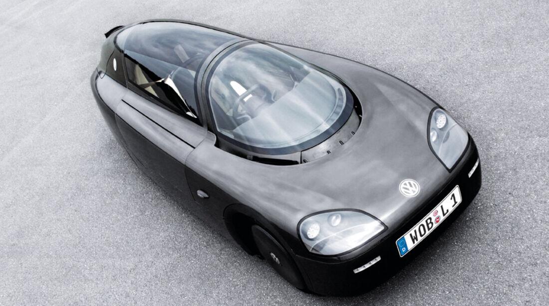 VW-Ein-Liter-Auto, Baujahr 2002