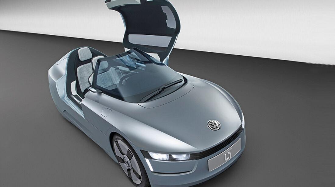 VW Einliter-Auto, VW L1