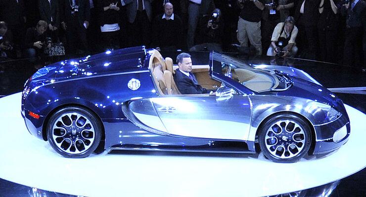 VW Gala Abend