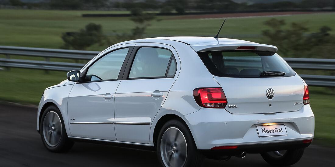 VW Gol, Brasilien-Modell