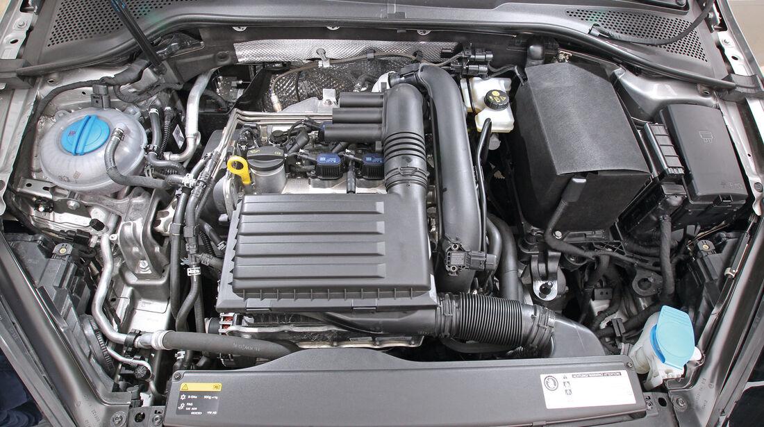VW Golf 1.4 TSI ACT Highline, Motor