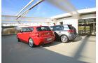 VW Golf 1.4 TSI Highline, BMW 118i Sport Line, Seite