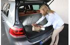 VW Golf 1.4 TSI Highline, Kofferraum