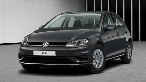 VW Golf 7 Uranograu (2019)