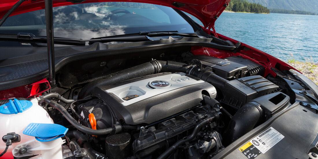 VW Golf Cabrio, Motor