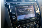 VW Golf, Display, Infotainment