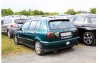 VW Golf - Fan-Autos - 24h-Rennen Nürburgring 2018 - Nordschleife