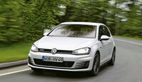 VW Golf GD, Frontansicht