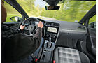 VW Golf GTD Interieur