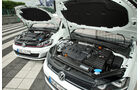 VW Golf GTD, VW Golf GTI, Motoren