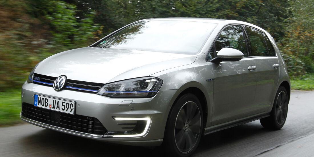 VW Golf GTE, Frontansicht