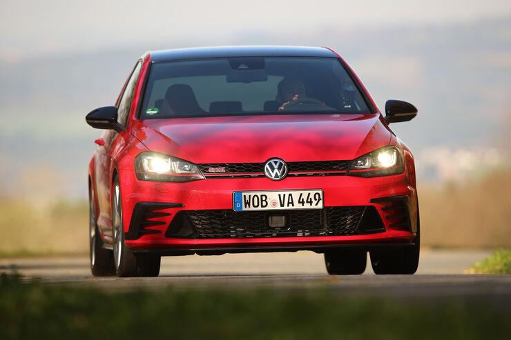 Vw Golf 7 Gti Clubsport Im Test Auto Motor Und Sport