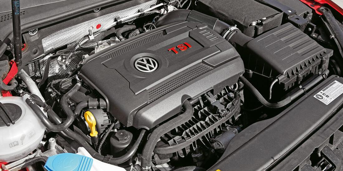 VW Golf GTI Clubsport, Motor