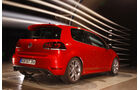 VW Golf GTI Edition 35, Windkanal