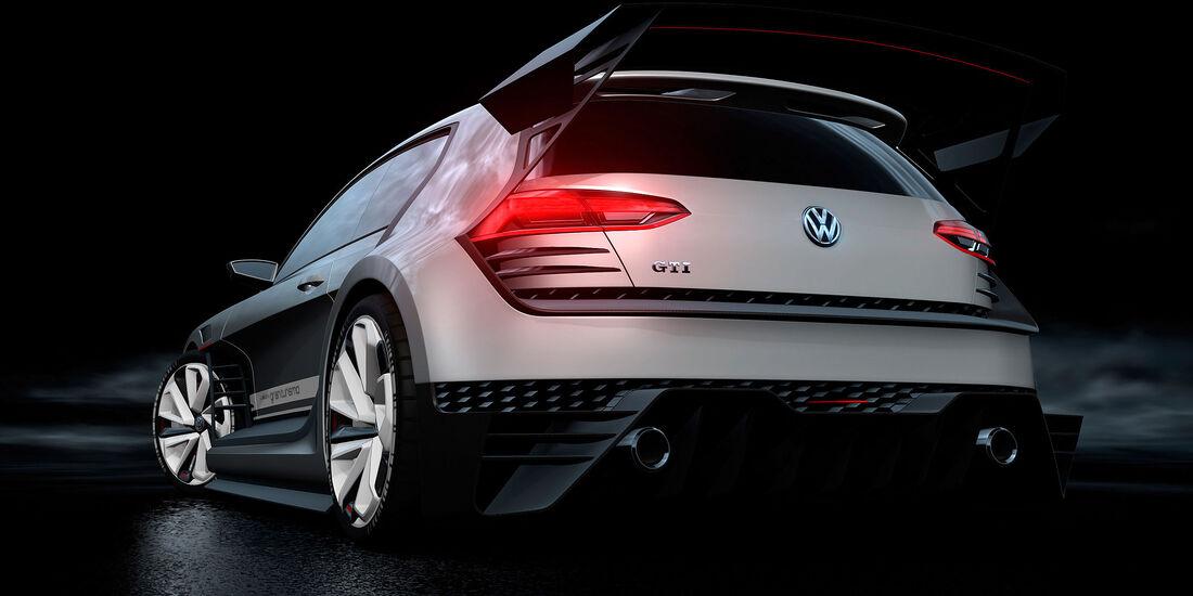 VW Golf GTI Supersport Vision Gran Turismo
