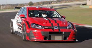 VW Golf GTI TCR (2018) - Tracktest - Autodromo Vallelunga