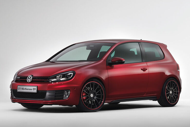 vw golf gti als w rthersee special edition auto motor und sport. Black Bedroom Furniture Sets. Home Design Ideas