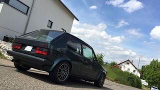VW Golf I GTI Pirelli - Tuning - Sonderedition