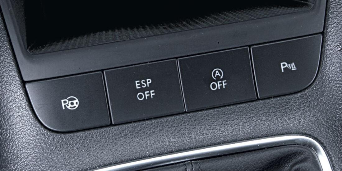 VW Golf Plus 1.2 TSI Start-Stopp-System
