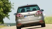 VW Golf Plus 1.6 TDI BMT, Heck, Rückansicht